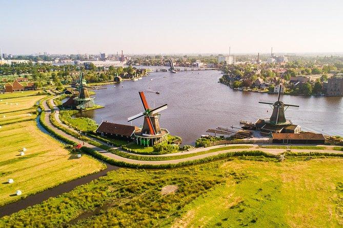 Zaanse Schans, Marken, Edam & Volendam - Day Trip in Spanish