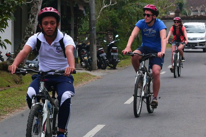 Bali Downhill Cultural Cycling Tour