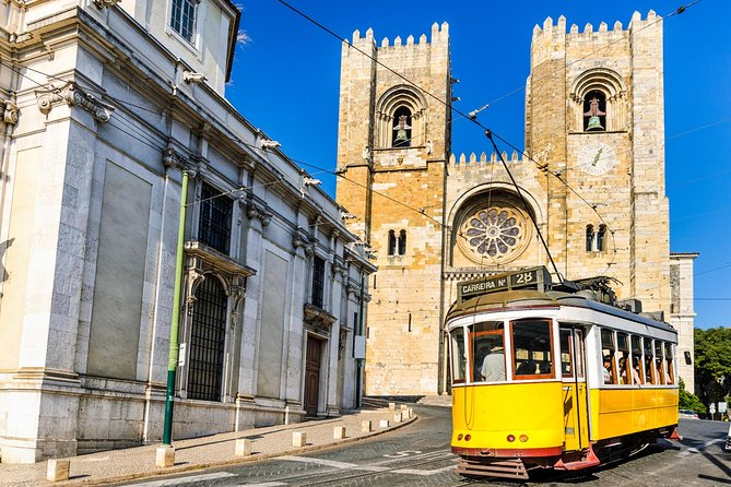 Full Day Private Tour - Lisbon's Heritage and Modernity