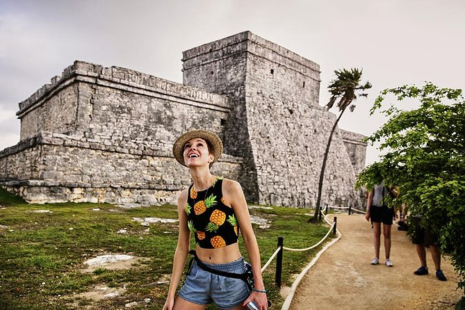 Tulum Express Half-Day Tour from Playa del Carmen