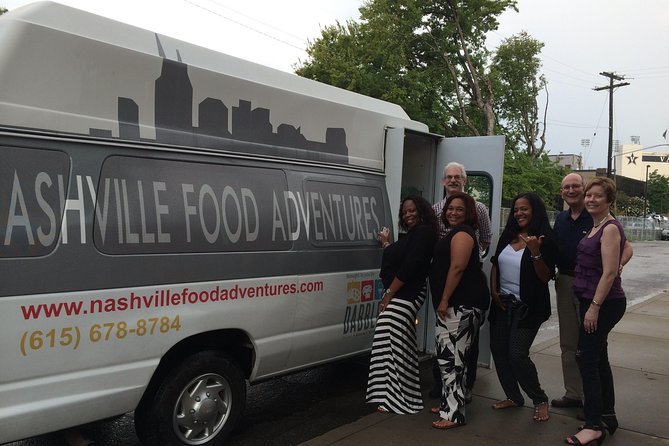 Private Small Group Nashville Food & Sightseeing Tour