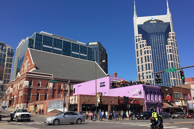 Private Half-Day History and Food Tour of Nashville