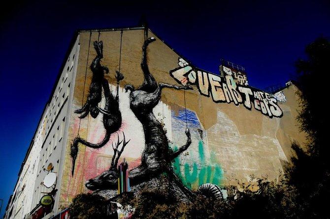 Small-Group 3-Hour Berlin Walking Tour of Kreuzberg 's Wild Side