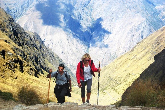 Full-Day Short Inca Trail Including Machu Picchu