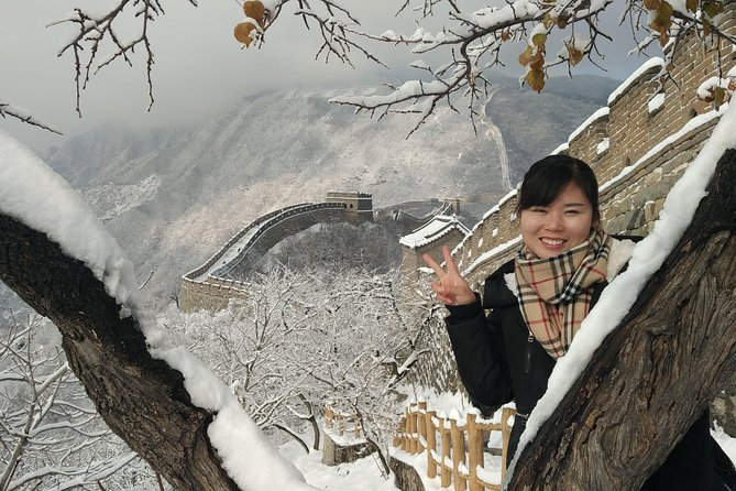 Half Day Tour to Beijing Mutianyu Great Wall with Cable Way Up and Toboggan Down