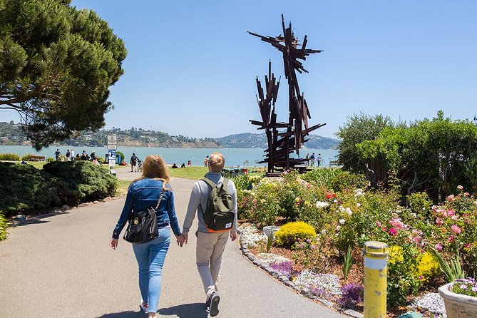 Muir Woods & Sausalito Half-Day Tour (Return by Bus or Ferry from Sausalito)
