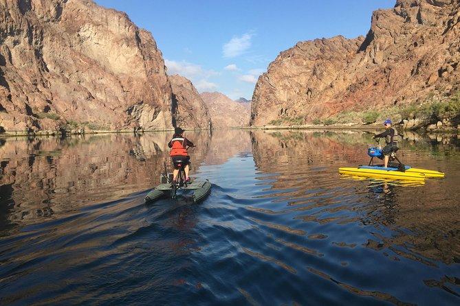 Half-Day HydroBike Adventure on the Colorado River