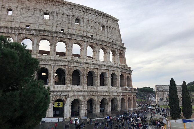 VIP tour of Rome (9hrs) with Driver & Guide, Colosseum, Vatican Museums, Tickets