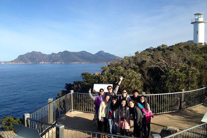 3-Day Tasmania Combo: Hobart to Launceston Active Tour Including Port Arthur, Freycinet National Park and Cradle Mountain