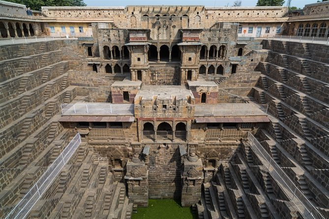 Guided Tour To Chand Baori (Step well) & Bhangarh Excursion