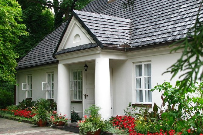 Frederic Chopin and Masovian Country Small Group Tour from Warsaw