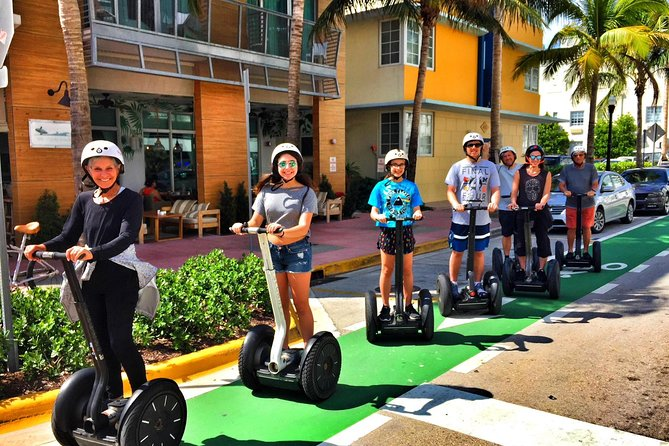 Shared 30 Minutes Ocean Drive Segway Tour