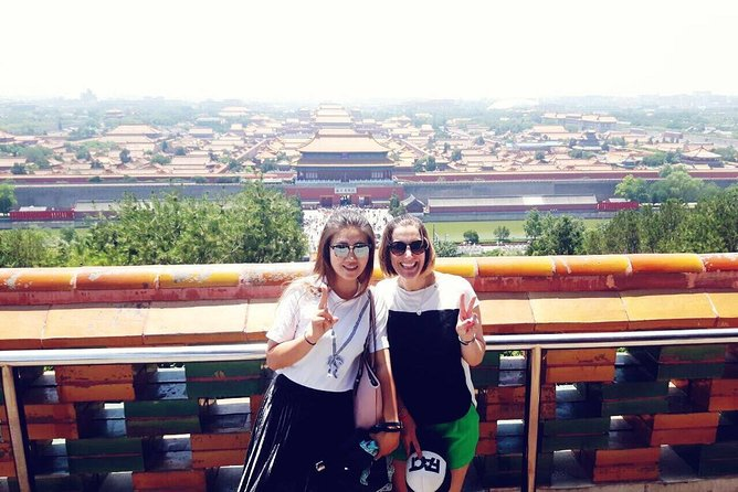 Capital Airport Layover Private Tour to Forbidden City & Tiananmen Square
