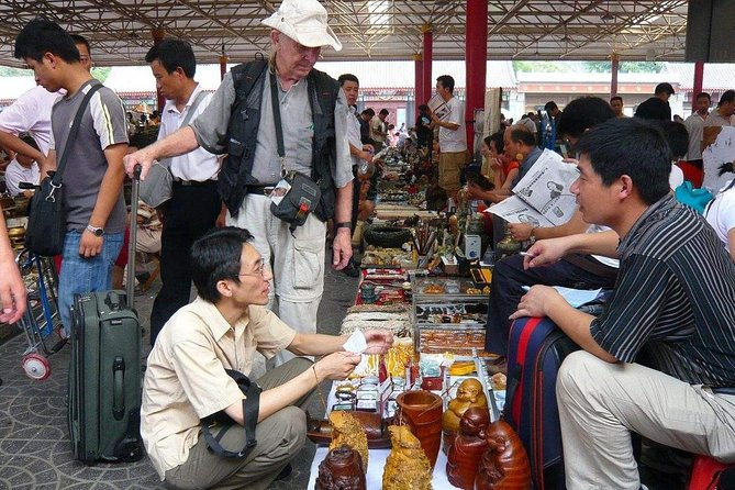Panjiayuan Antique Market - Hongqiao Market-Maliandao Tea Street Shopping Tour