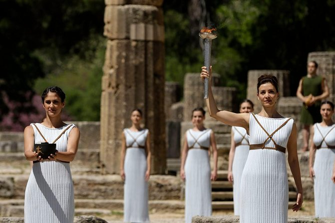 Private Tour:Olympia Museum & Archaeological Site from Katakolon Port