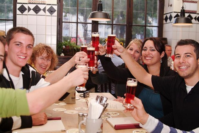 Munich Beer and Brewery Tour Including Samples