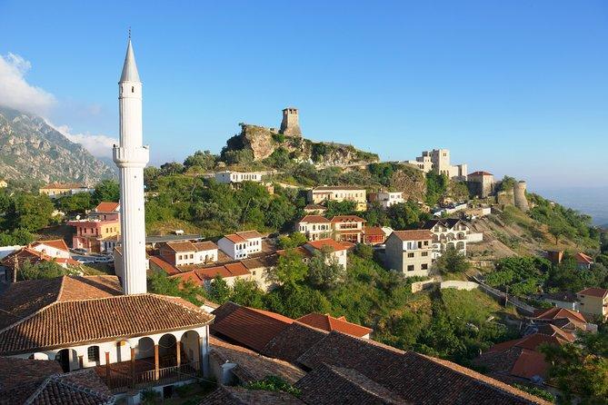 Tirana and Kruja Full Day Tour