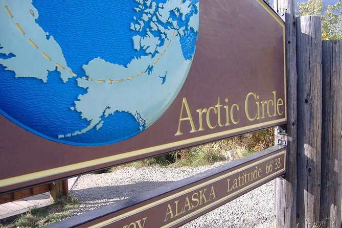 Original Arctic Circle Drive from Fairbanks