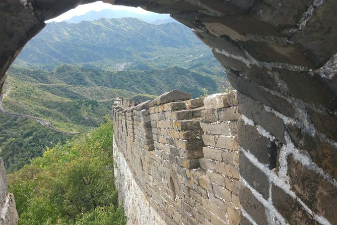 Mutianyu Great Wall 5-8 Hour Flexible Private Tour with English Speaking Driver