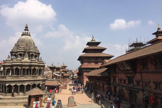 Private Full Day tour of 3 Durbar Squares in Kathmandu