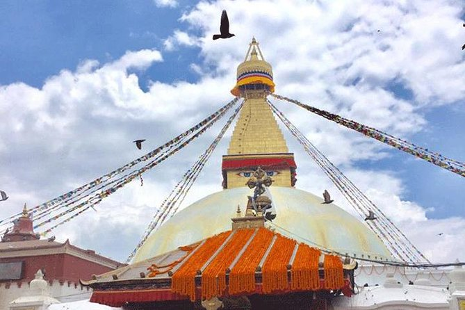 Private Full-Day Tour of Kathmandu Valley's UNESCO World Heritage Sites