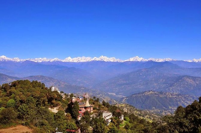 Private Full-Day Tour With Nagarkot Sunrise and Bhaktapur From Kathmandu