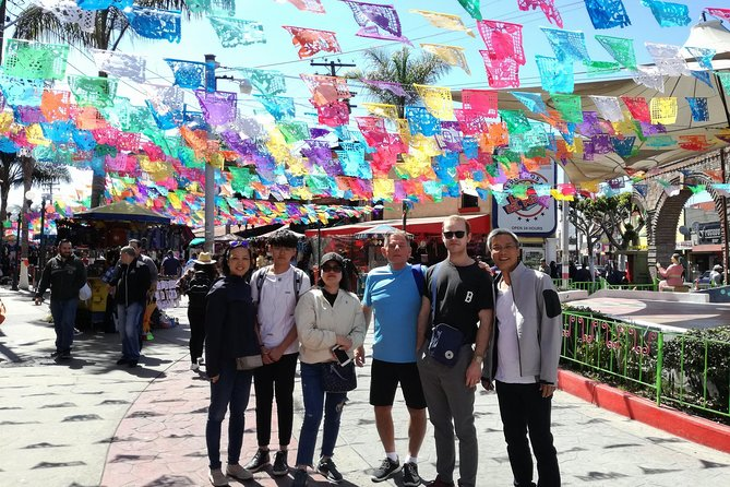 Intro to Mexico Walking Tour: Tijuana Day Trip from San Diego