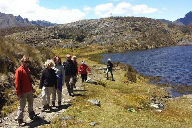 Full-Day Cajas National Park Tour with Small-Group