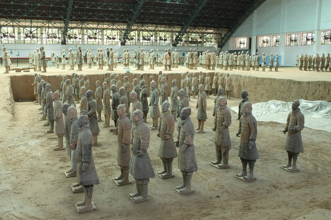 Half-Day Tour: Terracotta Warriors and Horses Museum