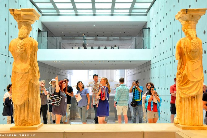 Skip the Line Acropolis Museum Tour