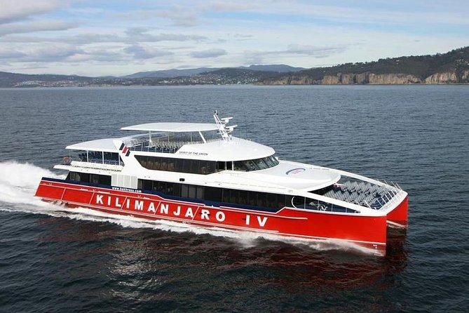 Ferry Tickets to Zanzibar with Transfers.
