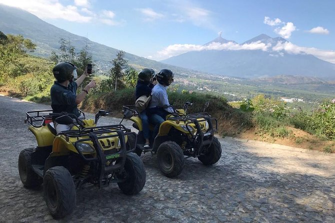 Antigua ATV Mountain Adventure