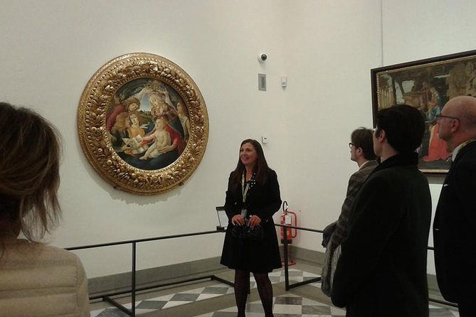 Exclusive Uffizi Gallery Private Visit