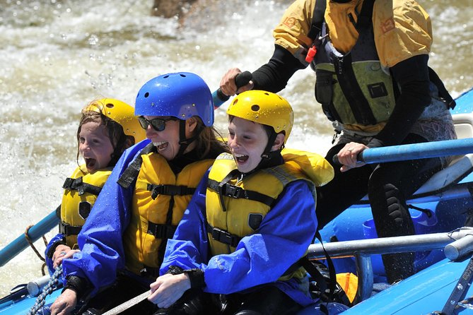 Full Day Intermediate Rafting Trip in Browns Canyon