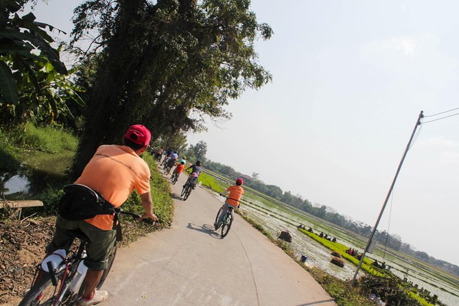 Half-Day Lanna Countryside Cycling Tour in Chiang Mai