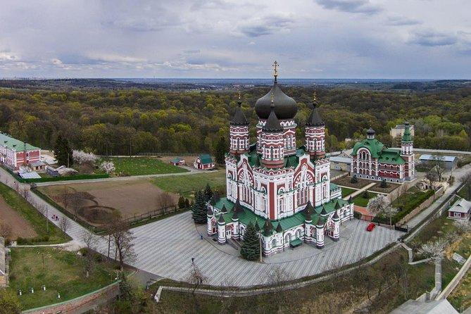 Kyiv's Hermitage-style Monasteries