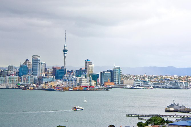 Auckland City Highlights, Afternoon Beach & Rainforest Tour