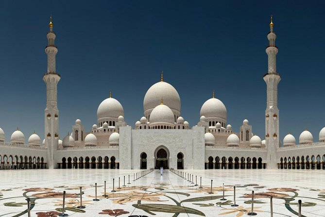 Full-Day Abu Dhabi Tour with Lunch from Dubai