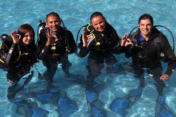 Open Water Diver Scuba Diving Course in Puerto de Mogan