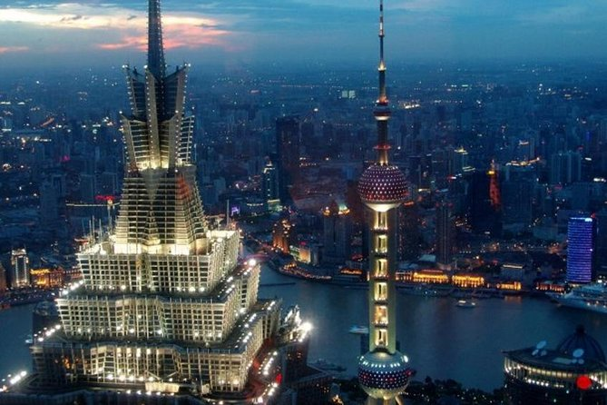 4-Hour Shanghai Private Flexible Highlight Tour with Lunch or Dinner Option