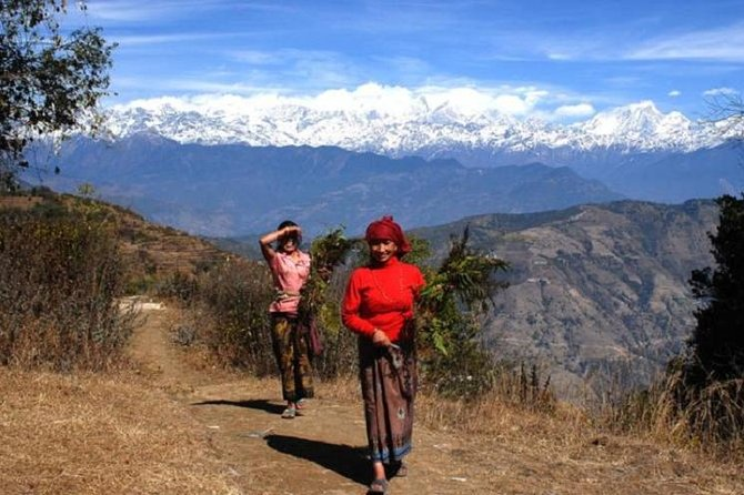 Nagarkot and Changu Narayan Hiking Tour from Kathmandu