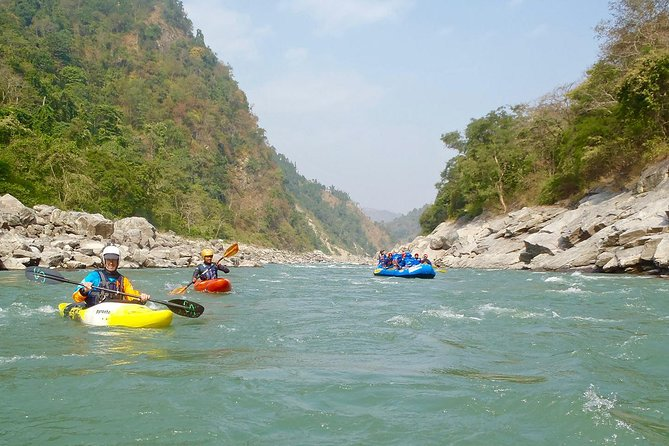 Himalayan White Water Rafting Day Trip from Kathmandu