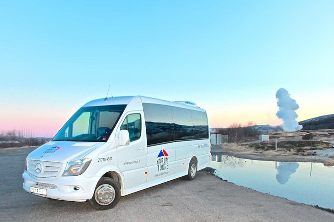 Golden Circle Full Day Tour from Reykjavik by Minibus