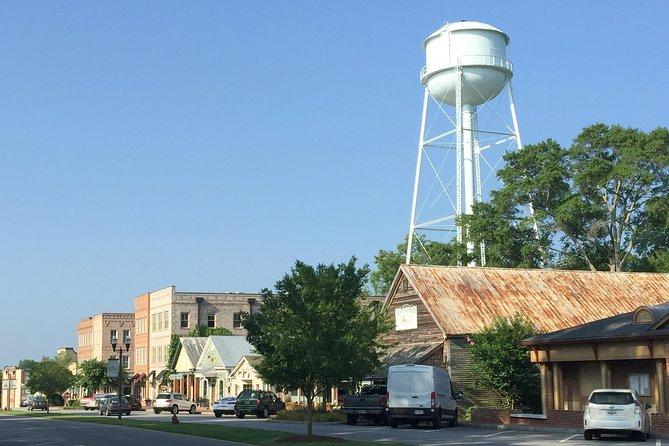 The Walking Dead: Private Film Locations Tour of Senoia