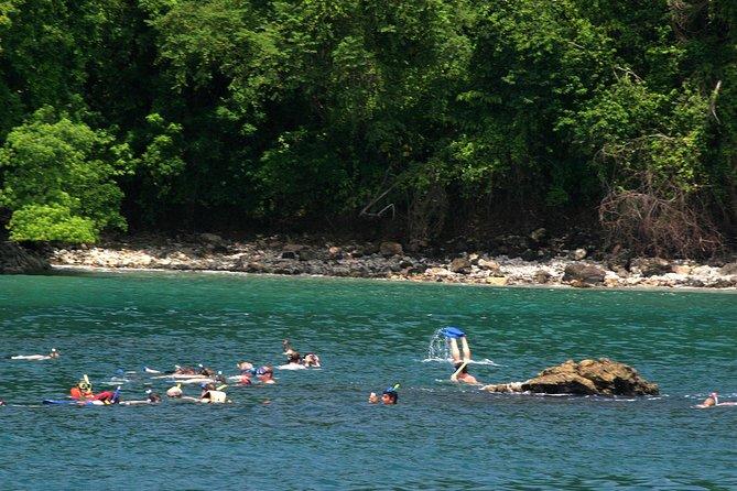Manuel Antonio Sea Kayak and Snorkeling Adventure