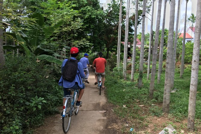 Full-Day Bike Tour of Hoi An and Cam Thanh Fishing Village