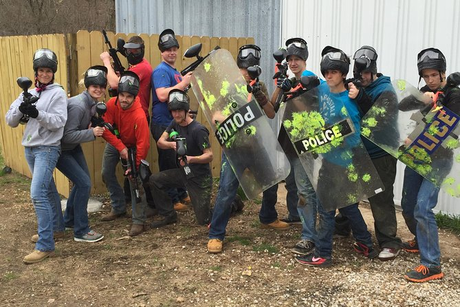 Adventure Valley Paintball Park