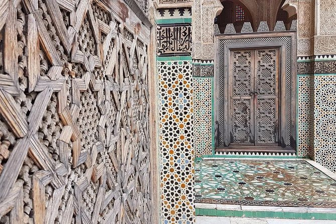 sightseeing tour in Fez