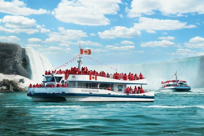 Half-Day Canadian Side Sightseeing Tour of Niagara Falls with Cruise & Lunch