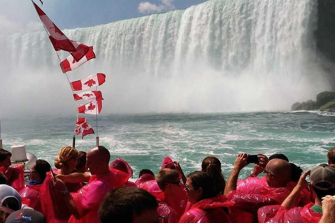 Niagara Falls Canadian Adventure Tour